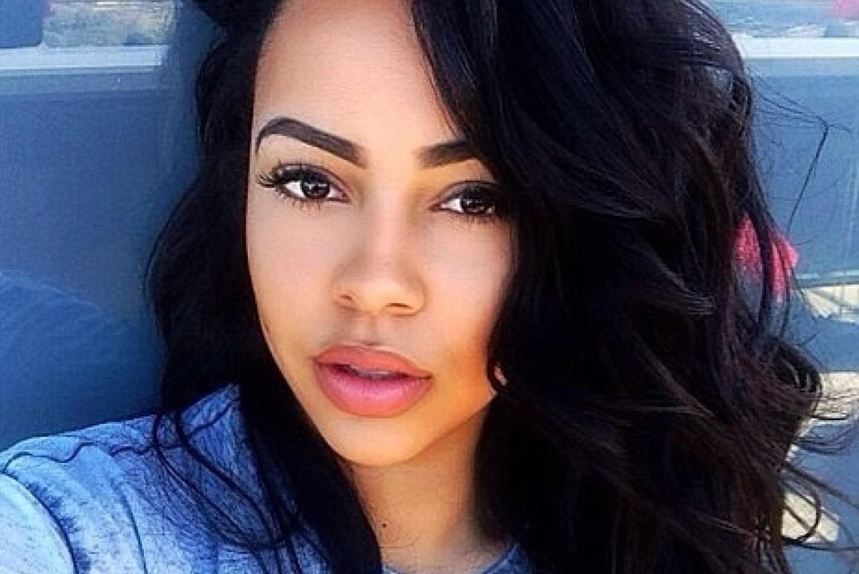 skin Pretty girls light black